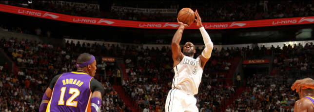 Heat beat Lakers 107-97