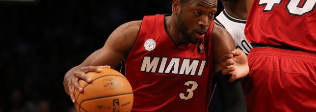Heat win over Raptors, 100-85
