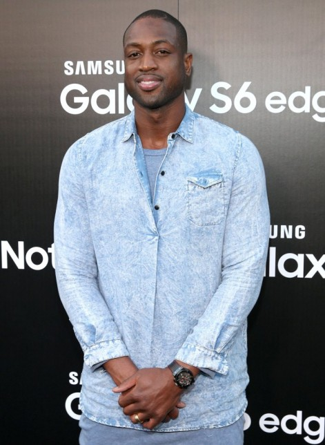Dwyane Wade - People | JONATHAN LEIBSON/GETTY