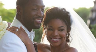 Gabrielle Union and Dwyane Wade Are Married