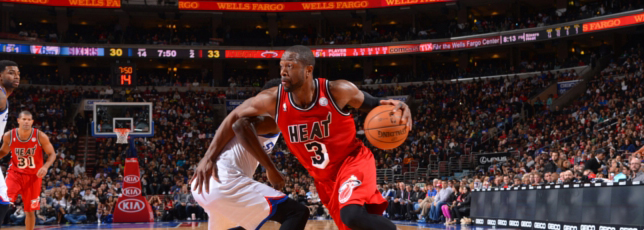 Heat over 76ers, 114-90