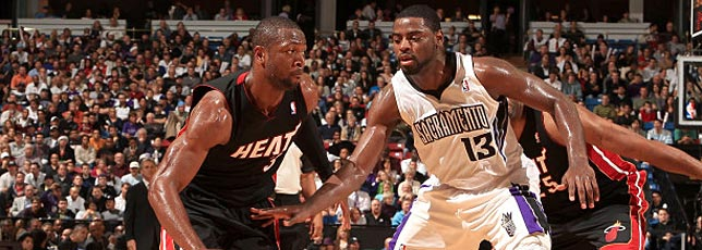 Heat Rout Kings