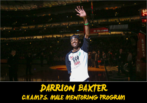 Darrion Baxter