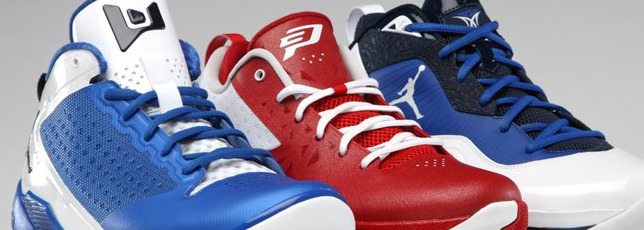 Team Jordan All Star Game Signature Pack