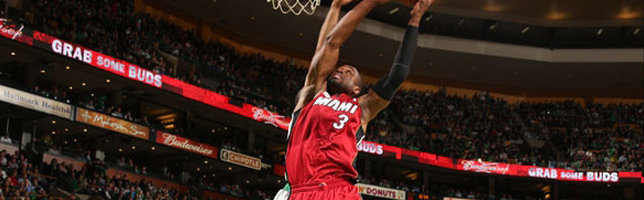Heat beat Celtics for 23rd win in a row, 105-103