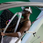Miami Heat star Dwyane Wade came to IMG Academies to go through a sweat test at the new Gatorade Sports Science Institute