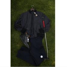 Berluti to golf or to a fashion show. Photo: Emanuele D'Angelo for Bob Metelus Studios
