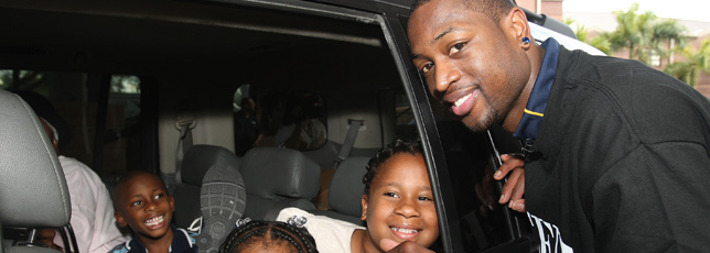 Dwyane Wade writes book