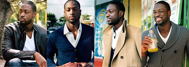 Esquire: Dwyane Wade – Of the Holy Trinity, Which One Is He?