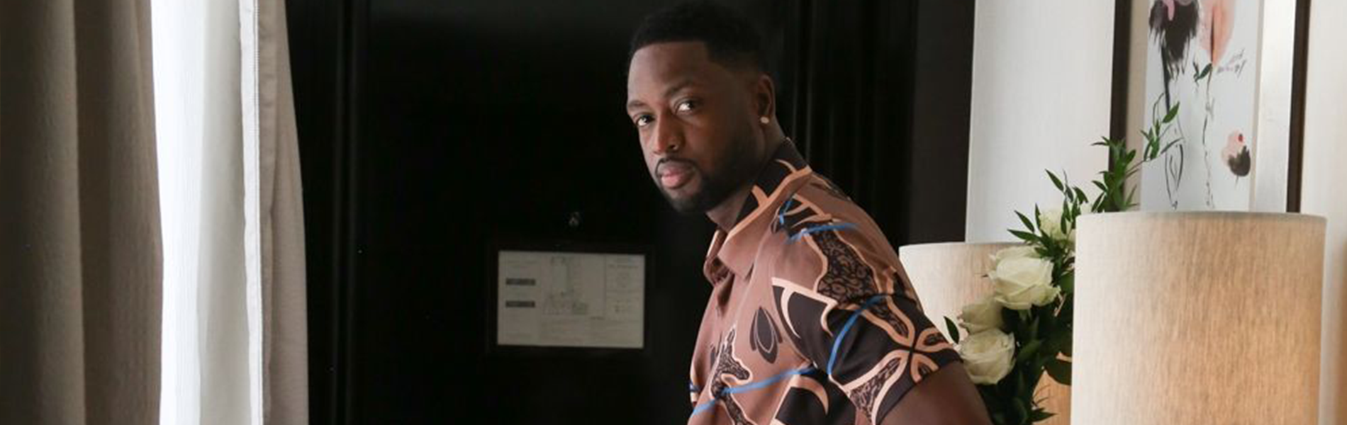 NBA Champion Dwyane Wade On Building His Fashion Legacy