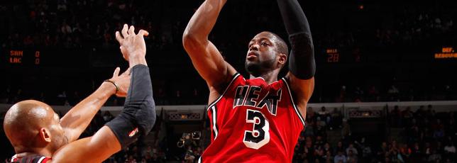 Heat beat Bulls, 86-67