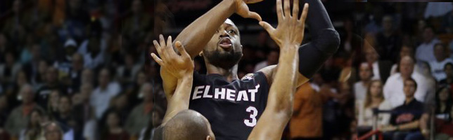Heat top Magic for 16th in row, 97-96