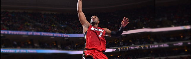 Heat streak at 20 after 98-94 win over 76ers